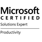 Auszeichnung MCSE Productivity