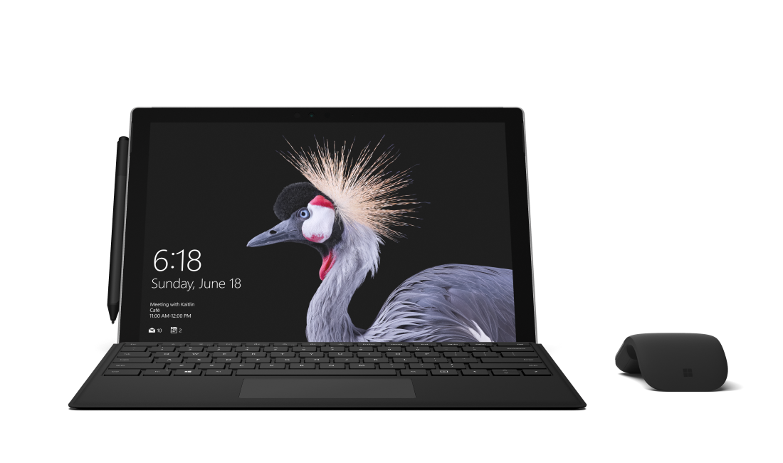 Surface Pro Originalansicht