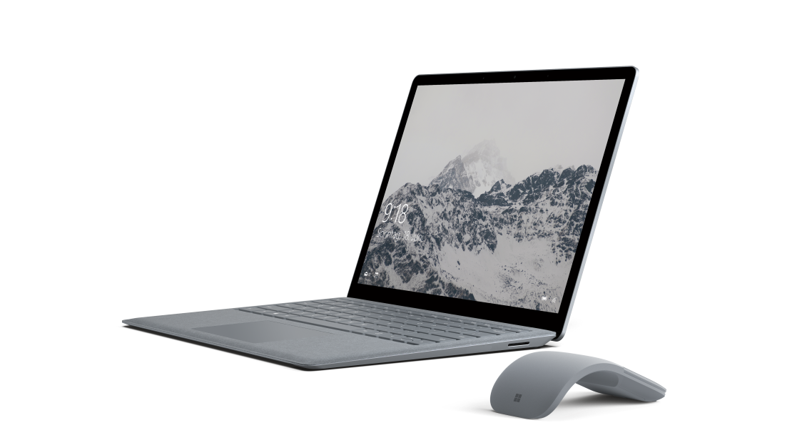 Surface Laptop Originalansicht