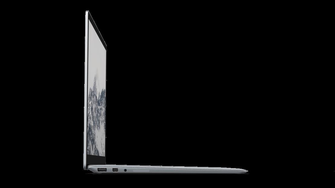 Surface Laptop Seitenansicht