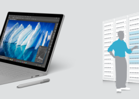 Banner für Blogartikel Surface Book