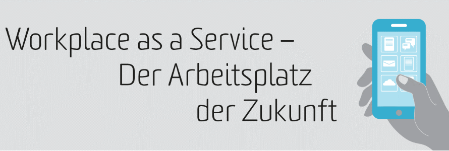 Workplace as a Service Banner